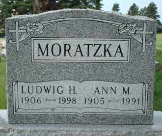 RODVOLD MORATZKA, ANN MARGRETTA - Lincoln County, South Dakota | ANN MARGRETTA RODVOLD MORATZKA - South Dakota Gravestone Photos