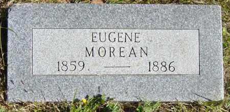 MOREAN, EUGENE - Lincoln County, South Dakota   EUGENE MOREAN - South Dakota Gravestone Photos