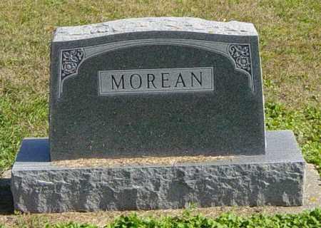 MOREAN FAMILY MEMORIAL, EUGENE - Lincoln County, South Dakota | EUGENE MOREAN FAMILY MEMORIAL - South Dakota Gravestone Photos