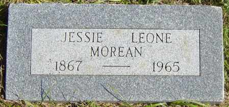 MOREAN, JESSIE LEONE - Lincoln County, South Dakota | JESSIE LEONE MOREAN - South Dakota Gravestone Photos