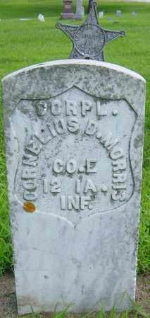 MORRIS, CORNELIUS D - Lincoln County, South Dakota | CORNELIUS D MORRIS - South Dakota Gravestone Photos