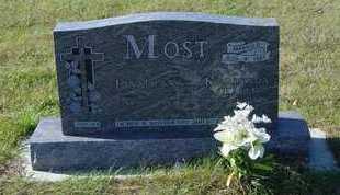 MOST, JONATHON - Lincoln County, South Dakota | JONATHON MOST - South Dakota Gravestone Photos