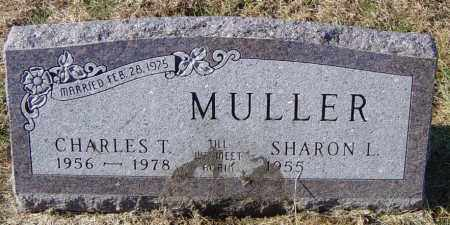 AASHEIM MULLER, SHARON L - Lincoln County, South Dakota | SHARON L AASHEIM MULLER - South Dakota Gravestone Photos