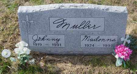 MULLER, MADONNA - Lincoln County, South Dakota | MADONNA MULLER - South Dakota Gravestone Photos