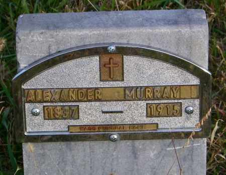MURRAY, ALEXANDER - Lincoln County, South Dakota | ALEXANDER MURRAY - South Dakota Gravestone Photos