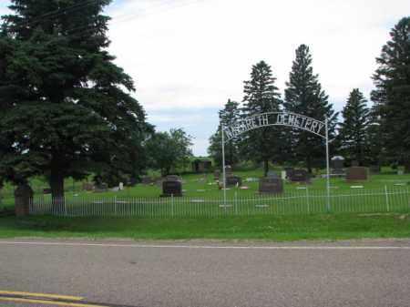 *NAZARETH, OVERVIEW - Lincoln County, South Dakota | OVERVIEW *NAZARETH - South Dakota Gravestone Photos