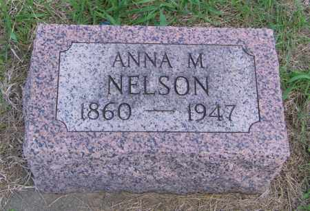 NELSON, ANNA M - Lincoln County, South Dakota | ANNA M NELSON - South Dakota Gravestone Photos