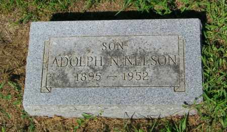 NELSON, ADOLPH N - Lincoln County, South Dakota | ADOLPH N NELSON - South Dakota Gravestone Photos