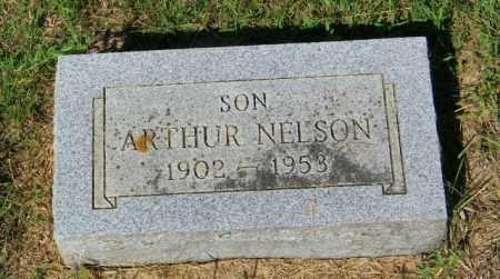 NELSON, ARTHUR - Lincoln County, South Dakota | ARTHUR NELSON - South Dakota Gravestone Photos