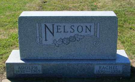 NELSON, RACHEL - Lincoln County, South Dakota | RACHEL NELSON - South Dakota Gravestone Photos