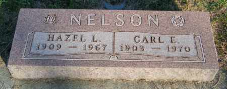 NELSON, HAZEL L. - Lincoln County, South Dakota | HAZEL L. NELSON - South Dakota Gravestone Photos
