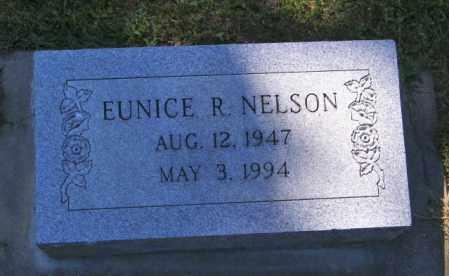 NELSON, EUNICE R - Lincoln County, South Dakota   EUNICE R NELSON - South Dakota Gravestone Photos
