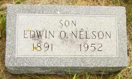 NELSON, EDWIN O - Lincoln County, South Dakota | EDWIN O NELSON - South Dakota Gravestone Photos