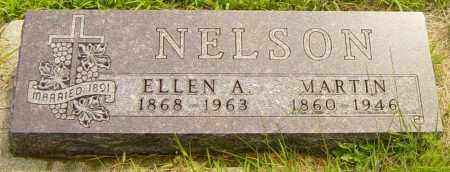 NELSON, MARTIN - Lincoln County, South Dakota | MARTIN NELSON - South Dakota Gravestone Photos