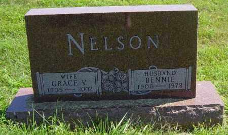 NELSON, GRACE V - Lincoln County, South Dakota   GRACE V NELSON - South Dakota Gravestone Photos