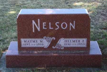 NELSON, MAYME M - Lincoln County, South Dakota   MAYME M NELSON - South Dakota Gravestone Photos
