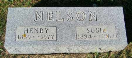 NELSON, HENRY - Lincoln County, South Dakota | HENRY NELSON - South Dakota Gravestone Photos