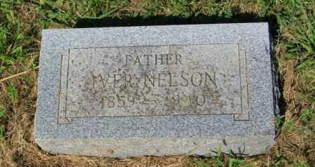 NELSON, IVER - Lincoln County, South Dakota | IVER NELSON - South Dakota Gravestone Photos