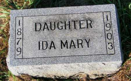 NELSON, IDA MARY - Lincoln County, South Dakota | IDA MARY NELSON - South Dakota Gravestone Photos
