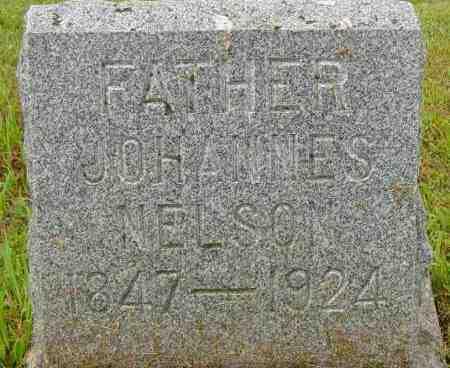NELSON, JOHANNES - Lincoln County, South Dakota   JOHANNES NELSON - South Dakota Gravestone Photos