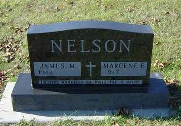 NELSON, MARCENE E - Lincoln County, South Dakota | MARCENE E NELSON - South Dakota Gravestone Photos
