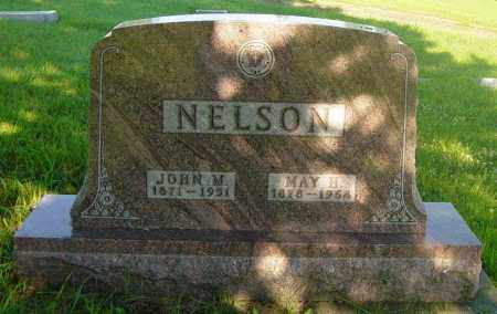 NELSON, MAY H - Lincoln County, South Dakota | MAY H NELSON - South Dakota Gravestone Photos