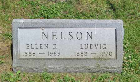 NELSON, ELLEN C - Lincoln County, South Dakota | ELLEN C NELSON - South Dakota Gravestone Photos