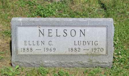 NELSON, LUDVIG - Lincoln County, South Dakota   LUDVIG NELSON - South Dakota Gravestone Photos