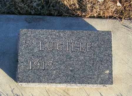 NELSON, LUCILLE - Lincoln County, South Dakota | LUCILLE NELSON - South Dakota Gravestone Photos