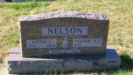 NELSON, LESTER L - Lincoln County, South Dakota | LESTER L NELSON - South Dakota Gravestone Photos