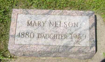NELSON, MARY - Lincoln County, South Dakota | MARY NELSON - South Dakota Gravestone Photos