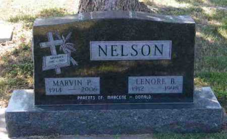 NELSON, MARVIN P - Lincoln County, South Dakota | MARVIN P NELSON - South Dakota Gravestone Photos