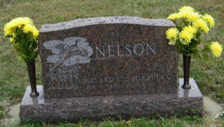 NELSON, MILLARD I - Lincoln County, South Dakota | MILLARD I NELSON - South Dakota Gravestone Photos