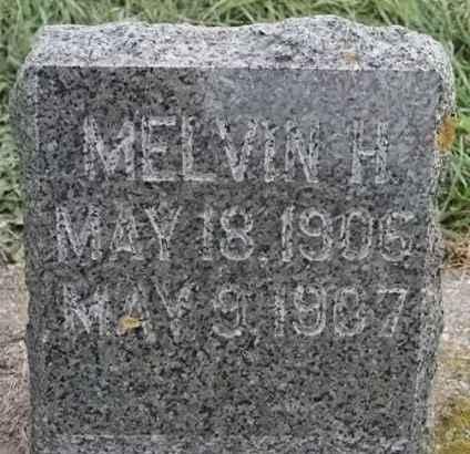 NELSON, MELVIN H - Lincoln County, South Dakota | MELVIN H NELSON - South Dakota Gravestone Photos