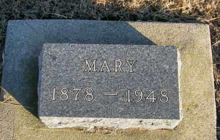 NELSON, MARY - Lincoln County, South Dakota | MARY NELSON - South Dakota Gravestone Photos