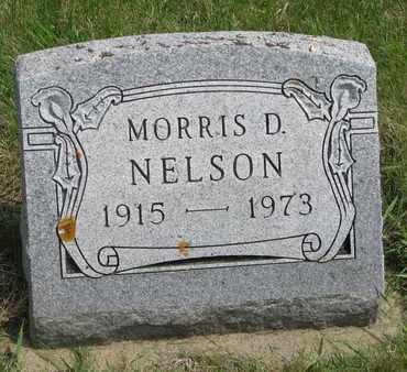 NELSON, MORRIS D. - Lincoln County, South Dakota | MORRIS D. NELSON - South Dakota Gravestone Photos