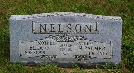 NELSON, N PALMER - Lincoln County, South Dakota | N PALMER NELSON - South Dakota Gravestone Photos