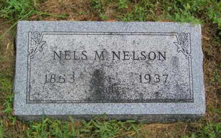 NELSON, NELS M - Lincoln County, South Dakota | NELS M NELSON - South Dakota Gravestone Photos