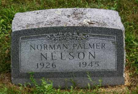 NELSON, NORMAN PALMER - Lincoln County, South Dakota | NORMAN PALMER NELSON - South Dakota Gravestone Photos