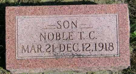 NELSON, NOBEL T.C. - Lincoln County, South Dakota   NOBEL T.C. NELSON - South Dakota Gravestone Photos