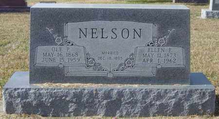 NELSON, ELLEN E - Lincoln County, South Dakota   ELLEN E NELSON - South Dakota Gravestone Photos