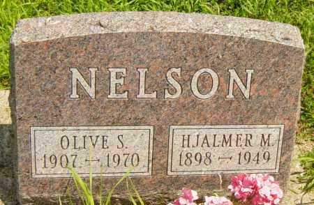 NELSON, OLIVE S - Lincoln County, South Dakota   OLIVE S NELSON - South Dakota Gravestone Photos