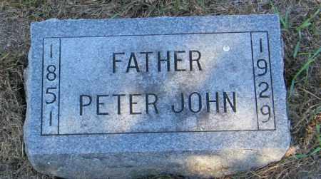 NELSON, PETER JOHN - Lincoln County, South Dakota | PETER JOHN NELSON - South Dakota Gravestone Photos
