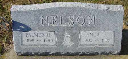 NELSON, PALMER O - Lincoln County, South Dakota | PALMER O NELSON - South Dakota Gravestone Photos