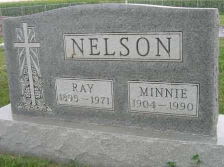 NELSON, MINNIE - Lincoln County, South Dakota | MINNIE NELSON - South Dakota Gravestone Photos