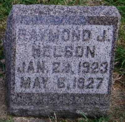 NELSON, RAYMOND J. - Lincoln County, South Dakota   RAYMOND J. NELSON - South Dakota Gravestone Photos