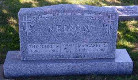 NELSON, THEODORE M - Lincoln County, South Dakota | THEODORE M NELSON - South Dakota Gravestone Photos