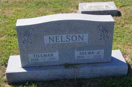 NELSON, SELMA J - Lincoln County, South Dakota | SELMA J NELSON - South Dakota Gravestone Photos