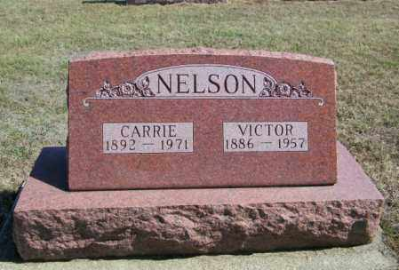 NELSON, CARRIE - Lincoln County, South Dakota | CARRIE NELSON - South Dakota Gravestone Photos