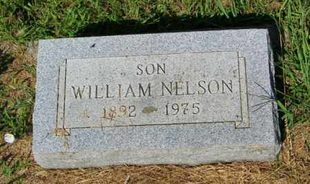 NELSON, WILLIAM - Lincoln County, South Dakota | WILLIAM NELSON - South Dakota Gravestone Photos